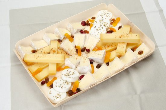 "Plateau de fromages ""finger food"""