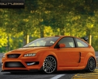 FORD FOCUS II PHASE 1 (2004/01-2008)