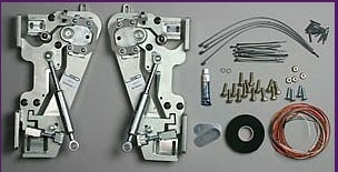 KIT LAMBO DOORS LSD HONDA CIVIC VII (2001/2005)