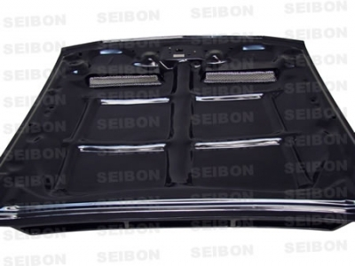 CAPOT CARBONE SEIBON TYPE CD FORD MUSTANG V PHASE 1 (2005/2009)