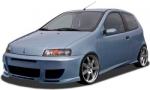 """KIT CARROSSERIE FIAT PUNTO II PHASE 1 """"LOOK RS4"""" (1999/06-2003)"""