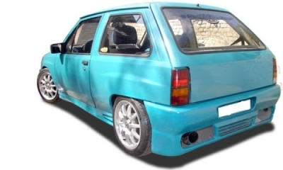 KIT CARROSSERIE COMPLET OPEL CORSA A