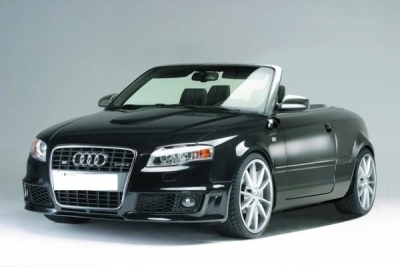 kit carrosserie audi a4 type b7 8h cabriolet look single frame 2006. Black Bedroom Furniture Sets. Home Design Ideas