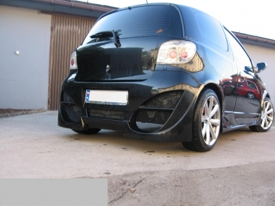 KIT CARROSSERIE COMPLET TOYOTA YARIS 3P (2003/2005)