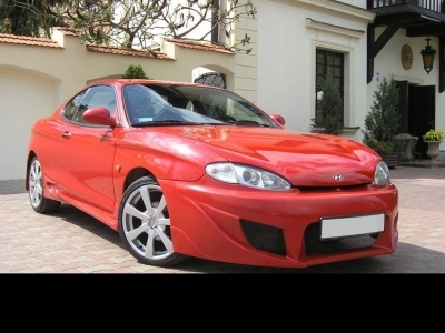 """KIT CARROSSERIE COMPLET HYUNDAI COUPE """"HUNTER"""" (1996/2000)"""