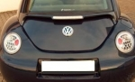 FEUX A LEDS VW NEW BEETLE DC