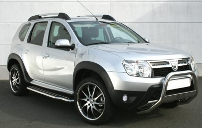 PROTECTIONS D'AILES DACIA DUSTER (2010/12-2017)