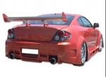 KIT CARROSSERIE COMPLET HYUNDAI COUPE WIDE BODY (2002/2007)
