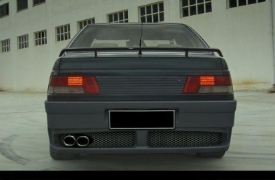 PARE CHOC ARRIERE ADAPTABLE PEUGEOT 405 STRATOS (1987/1997)