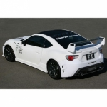 PARE CHOC ARRIERE CHARGESPEED TOYOTA GT86/SUBARU BRZ (2012+)