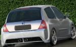 KIT CARROSSERIE COMPLET LARGE RENAULT CLIO II PHASE 2 MOHAVE WIDE BODY 3 PORTES (2001/2006)