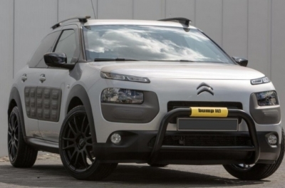 kit offroad citroen c4 cactus. Black Bedroom Furniture Sets. Home Design Ideas