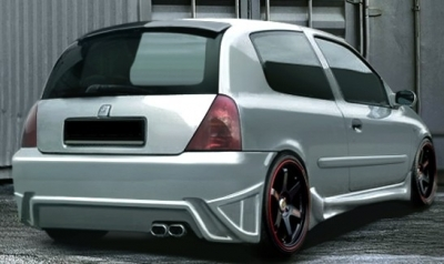 """KIT CARROSSERIE CLIO II PHASE 1 """"LOSTBOY"""" (1998/2001)"""
