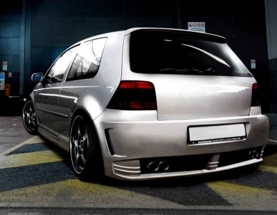 PARE CHOC ARRIERE VW GOLF IV TYPE SPORT ST STYLE (1998/2004)