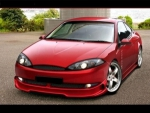 PARE CHOC AVANT FORD COUGAR ST STYLE (1999/2002)