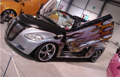 KIT LAMBO DOORS LSD CHRYSLER PT CRUISER (2000/2010)
