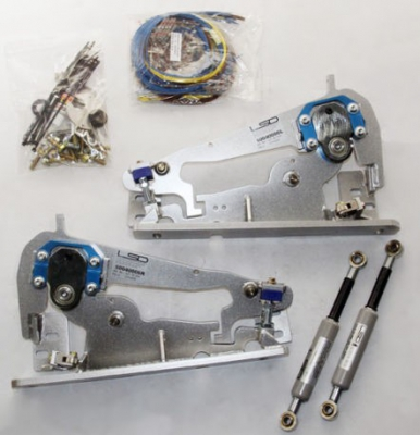 KIT LAMBO DOORS LSD CHRYSLER 300C (2004/2011)