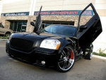 KIT LAMBO DOORS LSD DODGE MAGNUM (2004/2008)