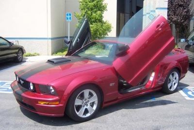 KIT LAMBO DOORS LSD FORD MUSTANG V (2005/2013)