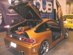 KIT LAMBO DOORS LSD HONDA CIVIC/CRX (1989/1992)
