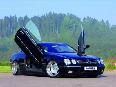 KIT LAMBO DOORS LSD MERCEDES COUPE CL 215 (1999/2006)