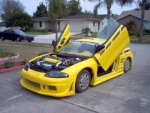 KIT LAMBO DOORS LSD MITSUBISHI ECLIPSE (1994/1999)