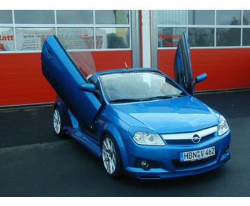 KIT LAMBO DOORS LSD OPEL TIGRA TWIN TOP