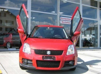 KIT LAMBO DOORS LSD SUZUKI SWIFT II (2005/2010)