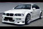 KIT CARROSSERIE COMPLET BMW E46 COUPE ST LINE (1998/2007)