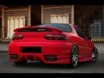 """KIT CARROSSERIE COMPLET MAZDA MX3 """"MAD"""" ST STYLE (1991/1998)"""