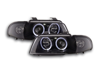 PHARES ANGEL EYES AUDI A4 B5 PHASE 2 (99-01)
