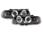 PHARES ANGEL EYES BMW E38 SERIE 7 PHASE 1 95/98 OU PHASE 2 98/02