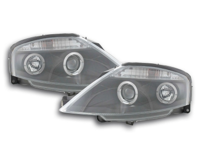 PHARES ANGEL EYES CITROEN C3 2002/2005