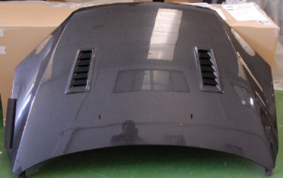 CAPOT CARBONE FORD FOCUS II PHASE 1 (2004/01-2008)