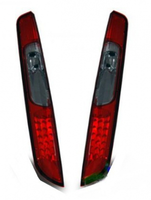 FEUX A LEDS FORD FOCUS II PHASE 1 3/5 PORTES (11-2004/02-2008)