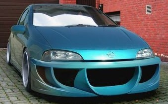 """KIT CARROSSERIE COMPLET OPEL TIGRA """"CHOICE BIS"""" (1994/2001)"""
