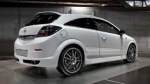 "KIT CARROSSERIE COMPLET ADAPTABLE OPEL ASTRA H GTC ""INVADER"" (2004/2009)"
