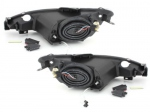 PHARES ANGEL EYES PEUGEOT 206 PHASE 1 (1998/2002) OU PHASE 2 (2002/2007)