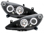 PHARES ANGEL EYES PEUGEOT 307 PHASE 1 (2001/04-2005)