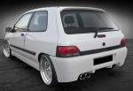 """PARE CHOC ARRIERE ADAPTABLE RENAULT CLIO 1 """"CANYON"""" (1990/1998)"""