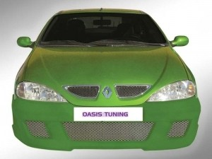 "PARE CHOC AVANT ADAPTABLE RENAULT MEGANE COUPE PHASE 2 ""ICE"" OU ""EMOTION"" (04-1999/2002)"
