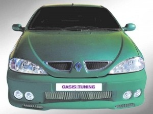 "PARE CHOC AVANT ADAPTABLE RENAULT MEGANE COUPE PHASE 2 ""EMOTION"" (04-1999/2002)"