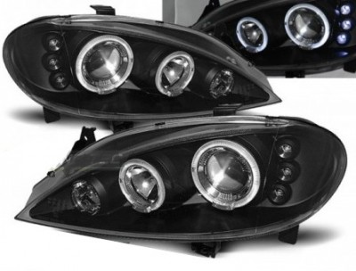 PHARES ANGEL EYES RENAULT MEGANE 1 PHASE 2 V2 (03-1999/2003)
