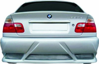 "PARE CHOC ARRIERE ADAPTABLE BMW E46 BERLINE ""MAXI"" (1998/2005)"