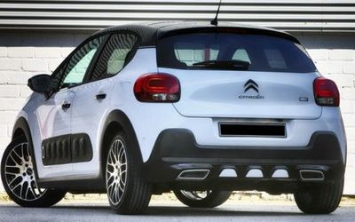 KIT CARROSSERIE CITROEN C3 III (2017+)