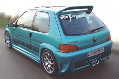 "KIT CARROSSERIE COMPLET CARZONE PEUGEOT 106 PHASE 2 ""NITRO"" (1996/2003)"
