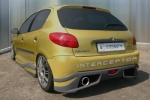 "KIT CARROSSERIE COMPLET CARZONE PEUGEOT 206 ""INTERCEPTOR"" (1998/2009)"