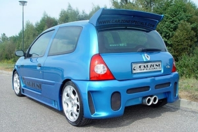 KIT CARROSSERIE COMPLET RENAULT CLIO II (98-05)