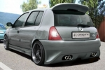 KIT CARROSSERIE COMPLET CARZONE RENAULT CLIO II SAMOURAI