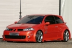 KIT CARROSSERIE COMPLET CARZONE RENAULT MEGANE 2 TYPE RS (2002/2008)